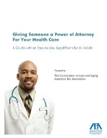 Power of Attorney for the ABA