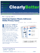 Credit Documents for American Express